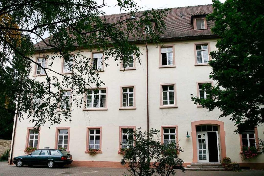 Das ehemaligen Franziskanerkloster in Kenzingen  | Foto: Patrik Müller