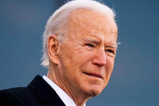 Das 100-Tage-Programm von US-Präsident Joe Biden