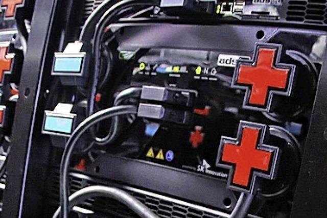 Batterien für eine stabile Stromversorgung