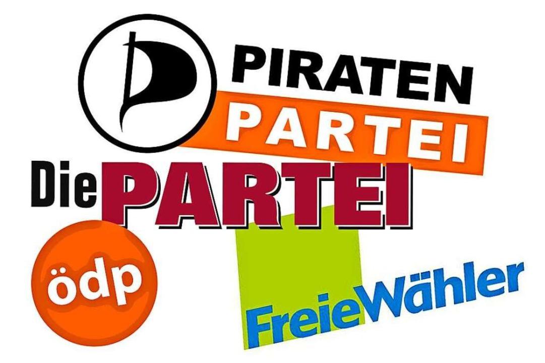 75 Unterschriften mussten die kleinen ...m zur Landtagswahl antreten zu können.  | Foto: Jauss