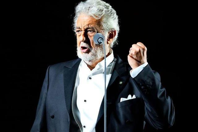Plácido Domingo – ein Jahrhundertsänger wird 80