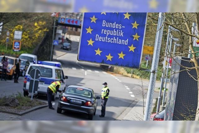 Frankreich will Corona-Grenzkontrollen