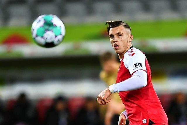 SC Freiburg und Eintracht Frankfurt trennen sich 2:2