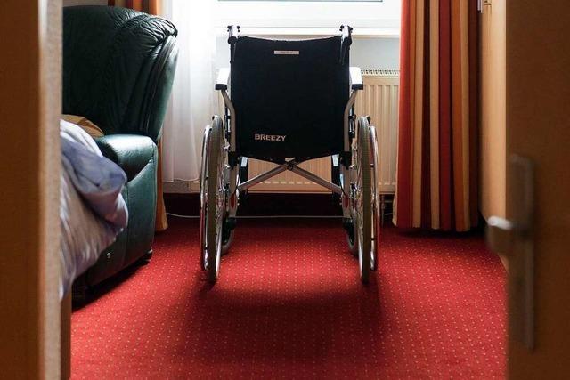 Acht Tote nach Corona-Ausbruch in Pflegeheim in Wehr