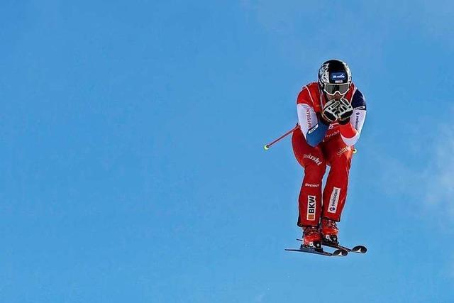 Skicrosser Tobias Baur rast im Weltcup auf Rang neun