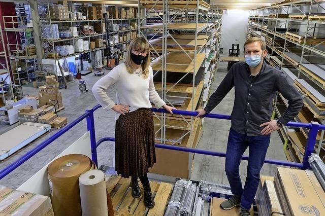 Die Pandemie schüttelt einen Freiburger Großhändler kräftig durch