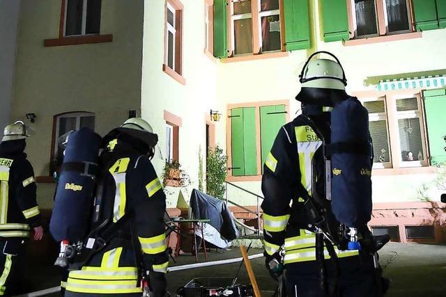 Ölofen soll Grund für Brand in der Schützenstraße gewesen sein
