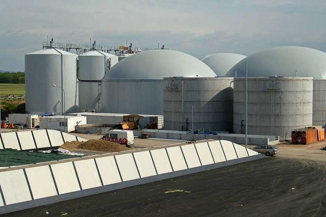 Knappes Votum für einen Biogas-Anteil von zehn Prozent im Erdgas