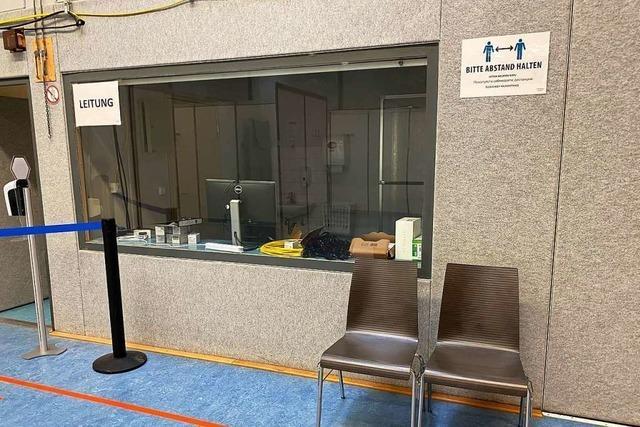 Koordinatorin erläutert Impfterminvergabe in Lahr und Offenburg