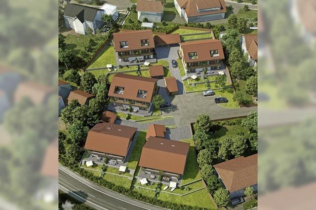Fünf neue Bauplätze in Altenschwand