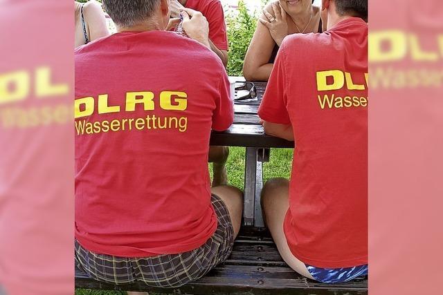 DLRG Kollnau halbiert Beiträge