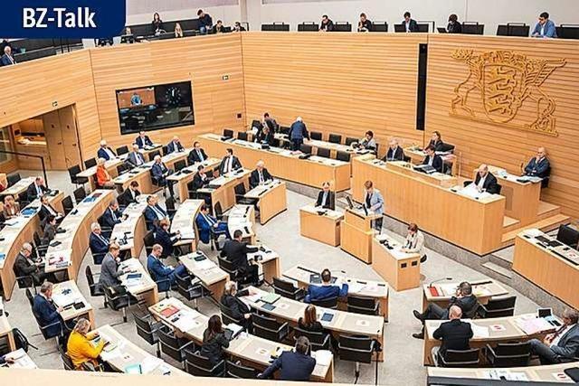 BZ-Talk mit den Landtagskandidaten von Freiburg-West