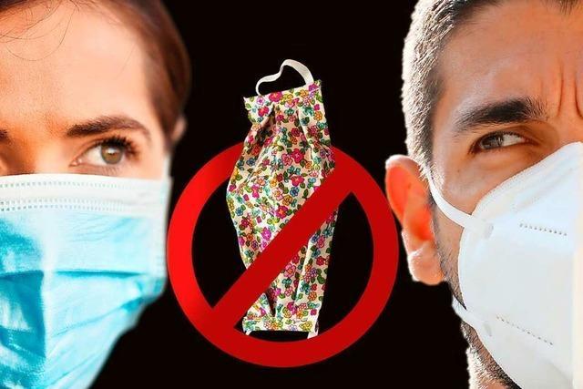 Alles, was Sie über medizinische Masken wissen müssen