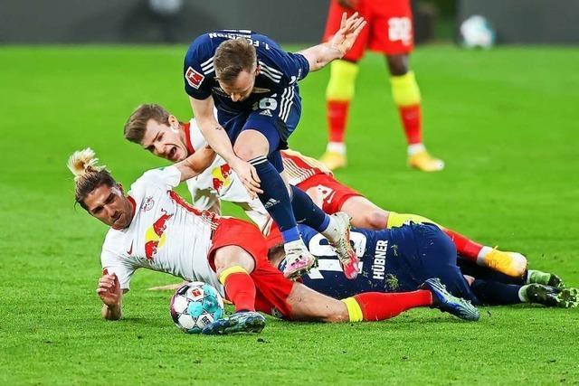 Die Bundesliga startet zerzaust und zerfurcht in die Rückrunde