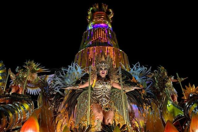 Karneval von Rio fällt dieses Jahr aus