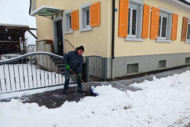 Unzufriedenheit mit Winterdienst: