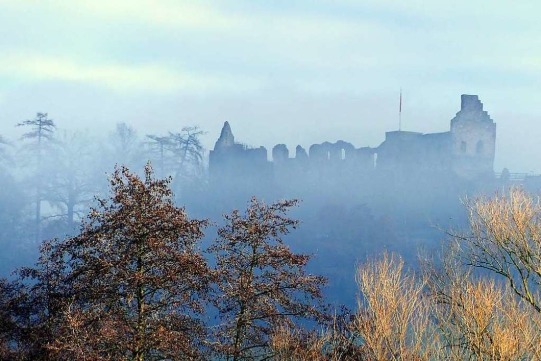 Die Hochburg ist ein beliebtes Motiv u...l von Dorothea Nusser-Schüz<ppp></ppp>  | Foto: Dorothea Nusser-Schüz