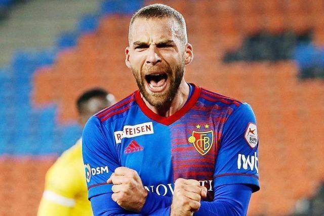 Kann der FC Basel den Titelverteidiger Bern noch abfangen?