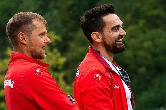 Warum das Trainerduo beim FC Schönau überraschend aufhört