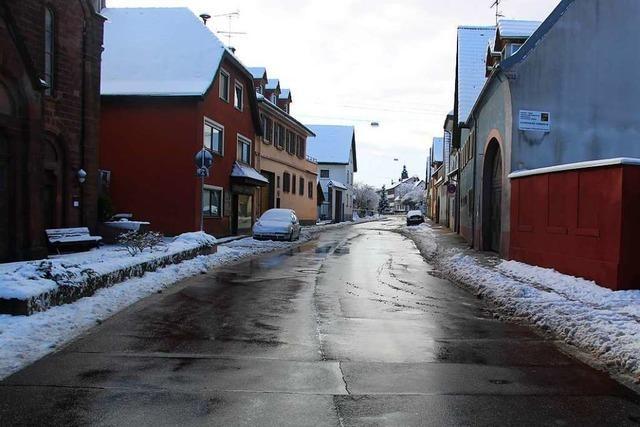 Bötzinger Bürger sollen bei Gestaltung der Hauptstraße mitbestimmen