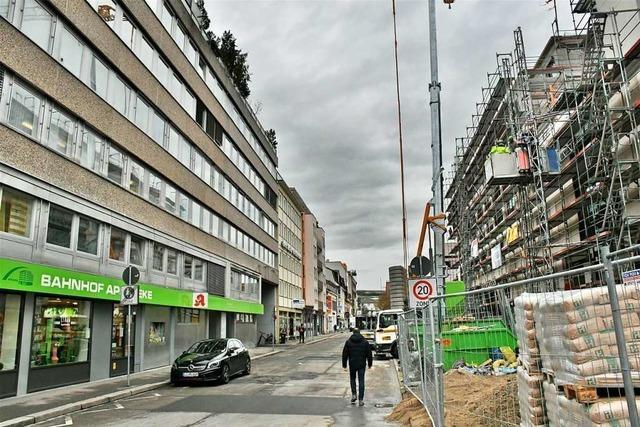 Verlängerung der Fußgängerzone in die Palmstraße ist umstritten
