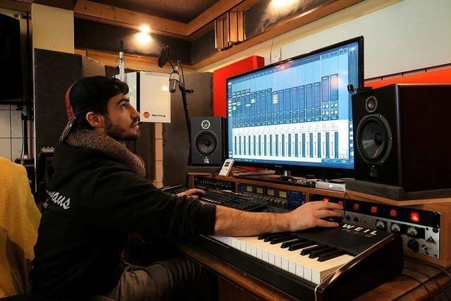 Der Hügelheimer Chorus Delicati hat mit den Milchhaus-Studios ein Video produziert