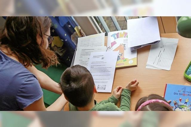 Elternvertreter loben die Schule
