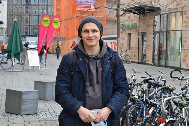 Wieso ein Freiburger Auszubildender sich für Nawalnys Bewegung einsetzt