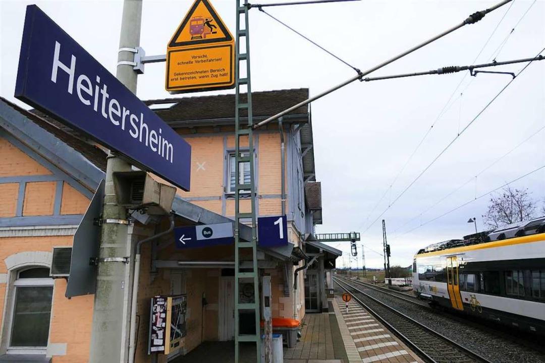Die Maltesterstadt soll der neue Umsteigeknoten im Markgräflerland werden.    Foto: Simone Höhl