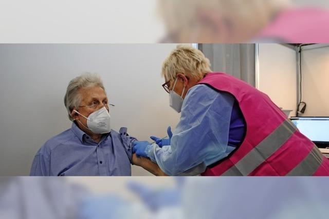 Die ersten 34 Senioren sind geimpft