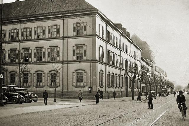 Das Freiburger Amtsgericht war in der NS-Zeit ein Ort der Unrechtsjustiz