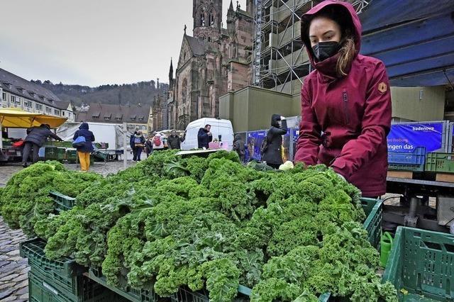 Der Kohl für die Green City