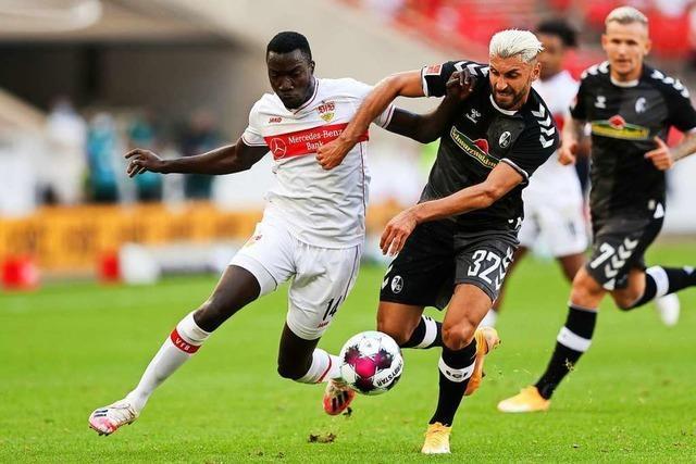 SC Freiburg empfängt Stuttgart zum Derby auf Augenhöhe