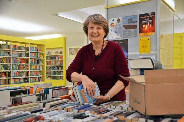 Der Abholservice der Rheinfelder Stadtbibliothek ist beliebt