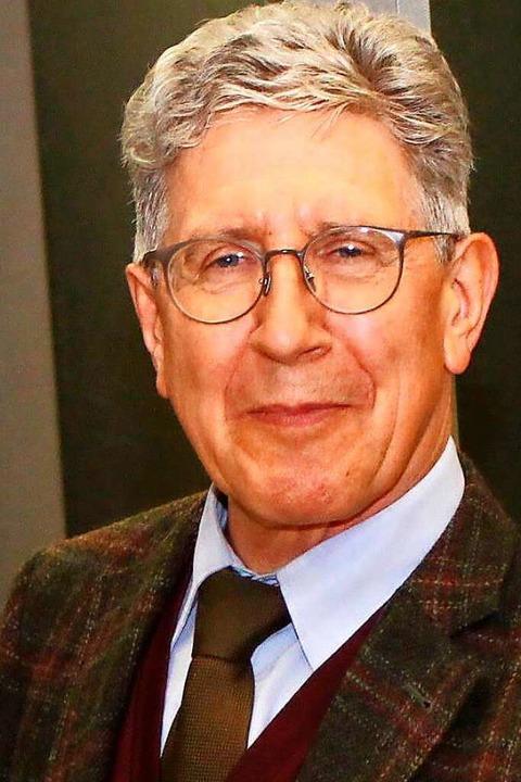 Wolfgang G. Müller  | Foto: Reiner Beschorner