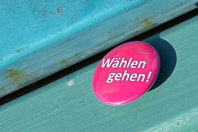 Erstwähler im Kreis Emmendingen sehr interessiert an Landtagswahl