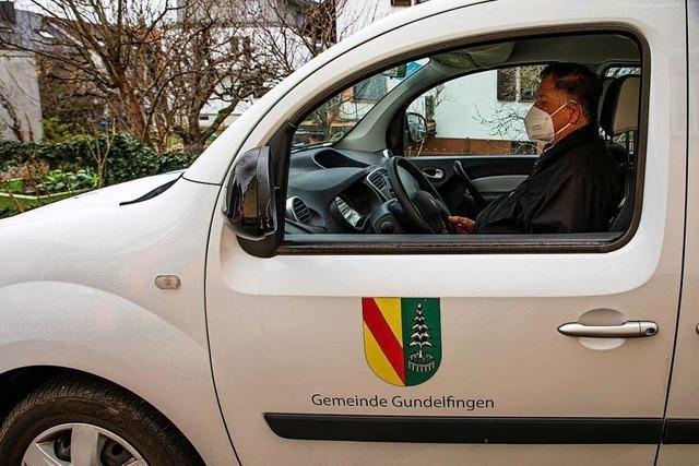 Rotes Kreuz in Gundelfingen fährt Menschen zu Corona-Impfterminen