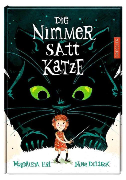 <BZ-Keyword>Magdalena Hai: </BZ-Keyword>Die Nimmersattkatze.  | Foto: Dressler Verlag