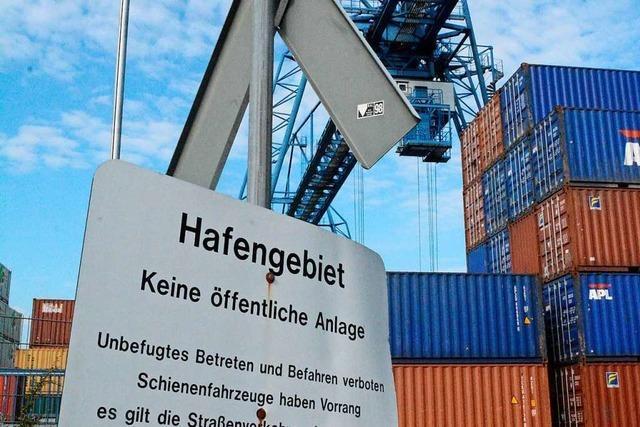 Swissterminal will auch in Weil am Rhein den Hafen betreiben
