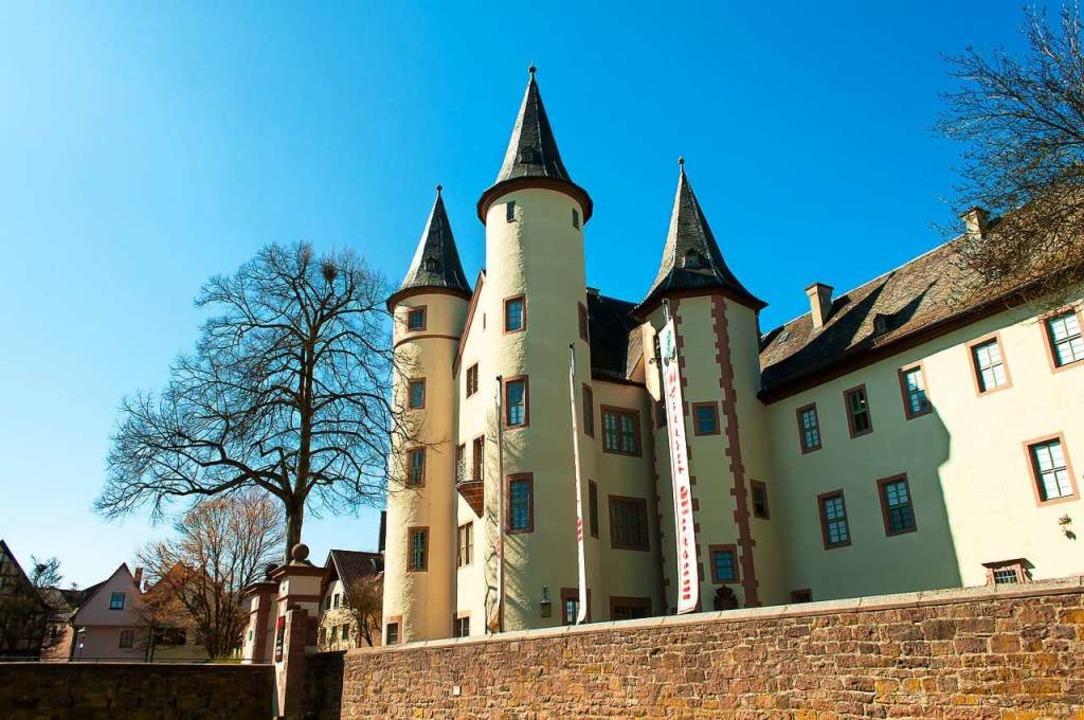Romantische Türmchen-Architektur: Das Schneewittchen-Schloss in Lohr  | Foto: PCW  (stock.adobe.com)
