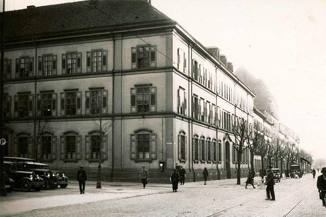Der Volksgerichtshof hat in der NS-Zeit mehrfach in Freiburg getagt