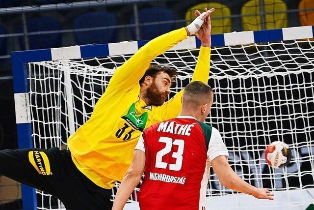 Den deutschen Handballern droht das WM-Aus