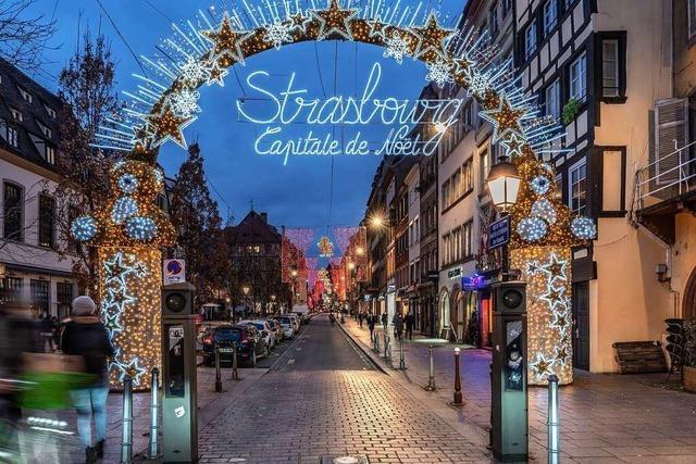 Die Umsatzverluste im Weihnachtsgeschäft in Straßburg sind gigantisch