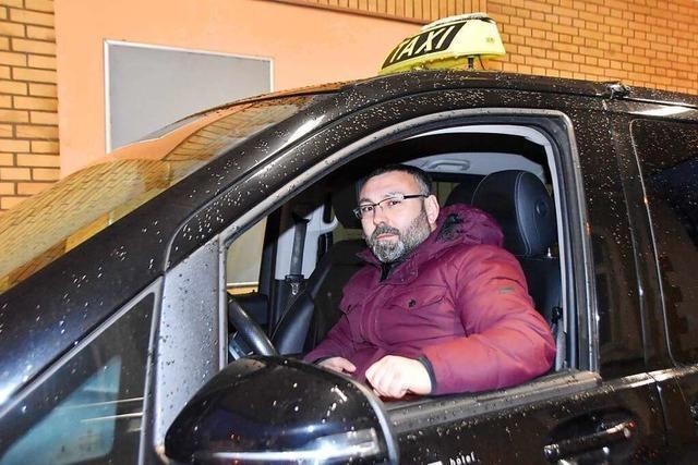 Taxis kommen in Rheinfelden und Grenzach-Wyhlen kaum mehr in Fahrt