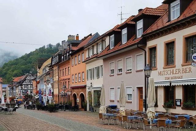 Studentin untersucht Einzelhandel in Waldkirch in Bachelorarbeit