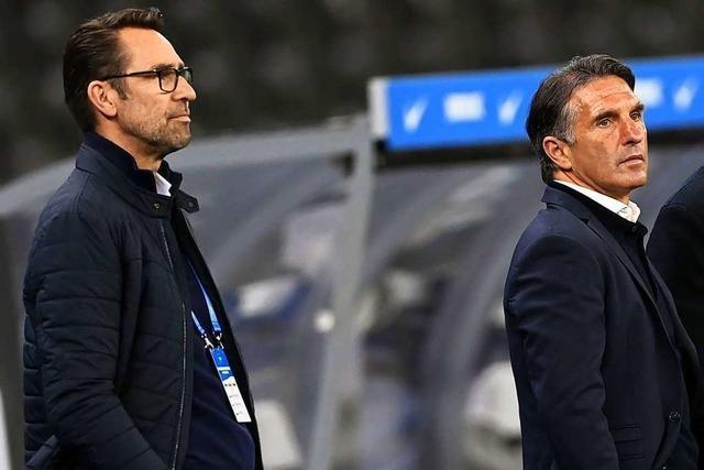 Absturz statt Aufschwung: Hertha trennt sich von Labbadia und Preetz