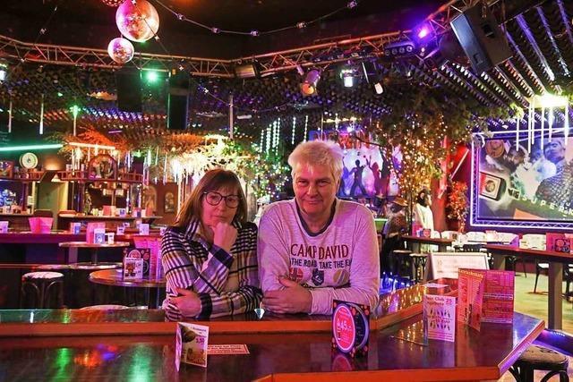 Das Tanzcafé Merlin in Mahlberg-Orschweier schließt für immer