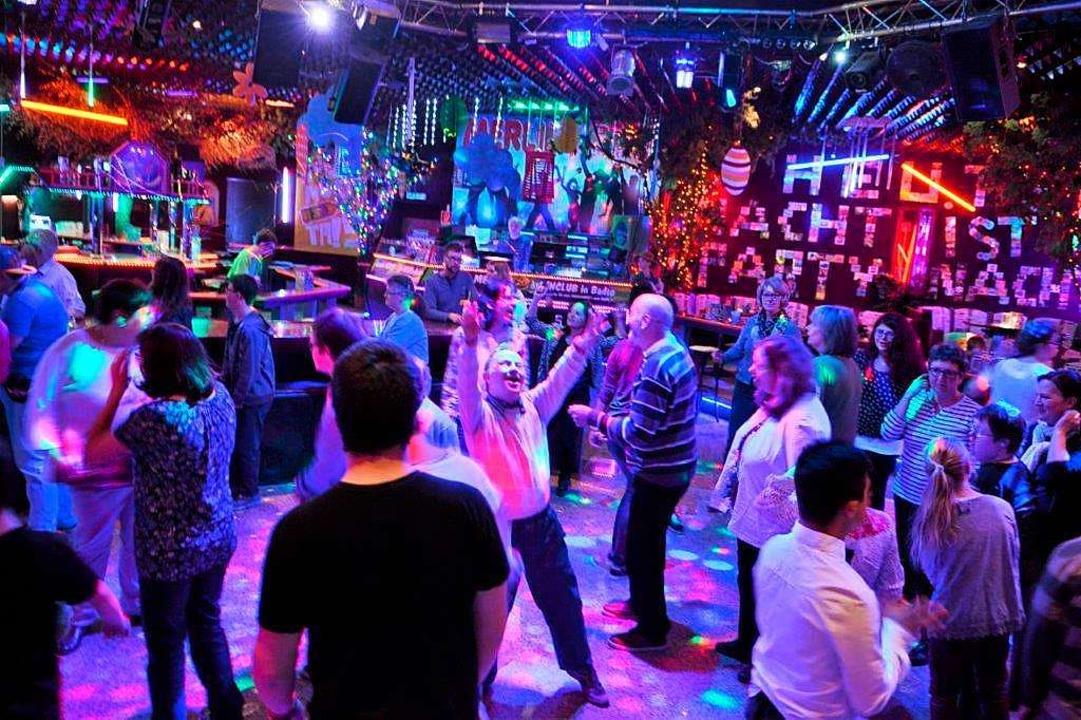 Ein Tanzabend im Merlin für  Menschen mit Behinderung    Foto: Privat