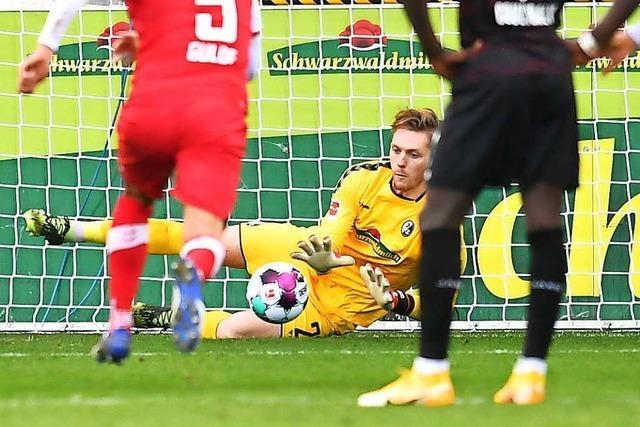 Mit Schärfe und viel Glück zum 2:1-Sieg gegen den VfB Stuttgart