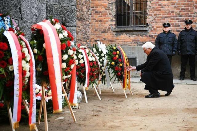 Zum Holocaust-Gedenktag gibt es in Freiburg eine Online-Diskussion